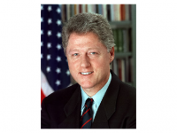 Photo Credit: Wikipedia - Official White House photo of President Bill Clinton, 42nd President of the United States.