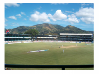 Photo credit: Wikimedia.org - Queens Park Oval, Port of Spain, Trinidad and Tobago.