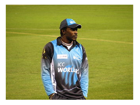 Photo Credit: Dannow at English Wikipedia - Chris Gayle