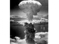 Photo Credit: Wikipedia - Atomic bombing of Nagasaki on August 9, 1945.