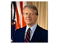 "Photo Credit: Wikipedia - James Earl ""Jimmy"" Carter."