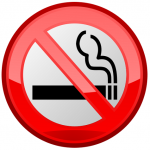 No Smoking In Public Places – Please!