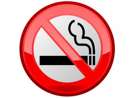 No Smoking In Public Places - Please