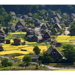Hidden Beauty – Shirakawa-go Village In Central Japan
