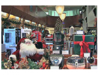 Photo Credit: Wikimedia Commons - One view of New York's famous Hammacher Schlemmer store.