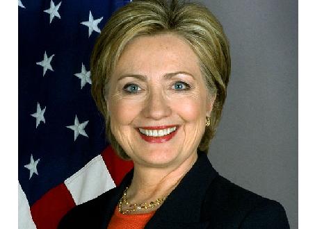 Photo Credit: Wikipedia - Former Secretary of State Hillary Rodham Clinton.