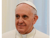 Photo Credit:Wikipedia - Pope Francis.