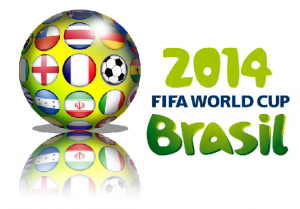 The 2014 FIFA World Cup Goes To
