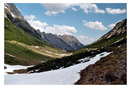 Hahntennjoch Pass Austria