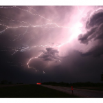 Man Knocks Out Of His Boots By Lightning