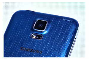 Photo Credit: Samsung - Galaxy S5