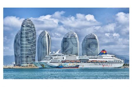 China to US