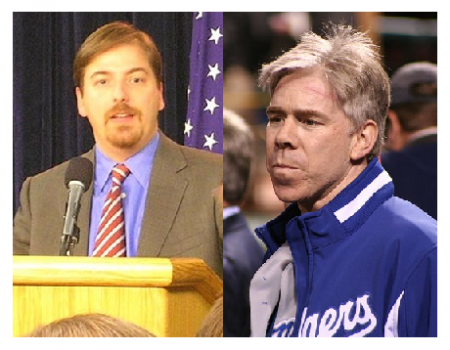 Photo Credit: Wikimedia Commons - Chuck Todd & Davy Gregory.