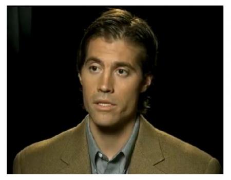 Photo Credit: Wikipedia - James Foley.