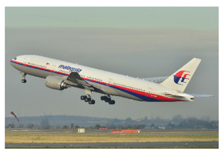 Photo Credit: Wikipedia - Malaysia Airlines Boeing 777-200ER (9M-MRO) taking off at Roissy-Charles de Gaulle Airport (LFPG) in France.