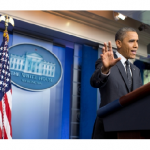 President Obama Lauds The Progress Made By The U.S. Economy