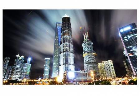 Shanghai Pudong,