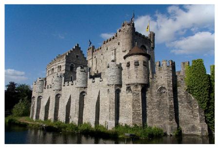 Photo Credit: Wikipedia - Gravensteen, Belgium.
