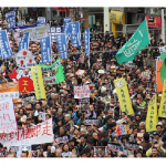 Hong Kong – Give Us Democracy Or Death