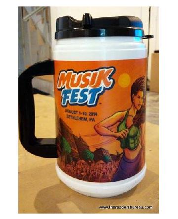 2014 Musikfest mug.
