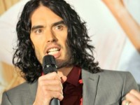 Russell Brand Shushes Canada's Prime Minister