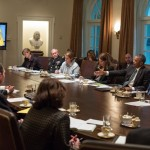 President Obama Announces U.S. Action On Ebola
