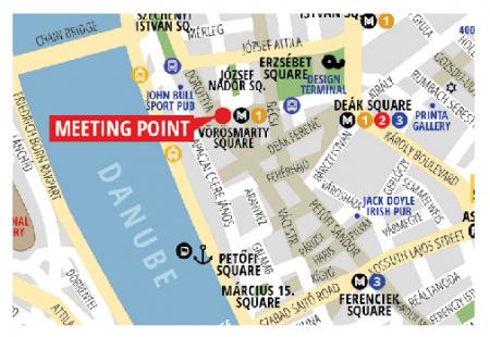 free walking tour meeting point
