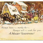 Enemies Exchange Christmas Greetings?