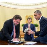 President Obama Gives His Take On the Ferguson Grand Jury's Decision