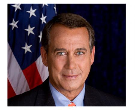 Photo Credit: Wikipedia - United States House Speaker John Boehner.