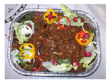 Jamaican pork