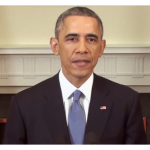 President Obama Honored the 70th Anniversary Of V-E Day In Weekly Address