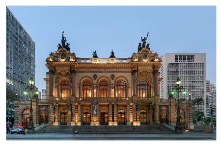 Municipal Theatre.