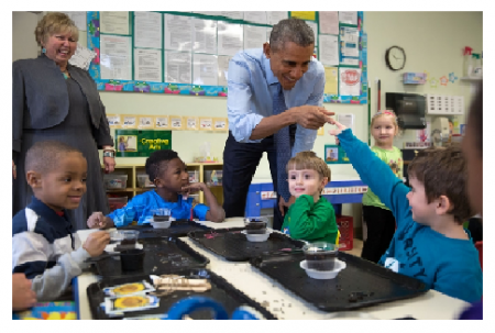 Photo Credit:  Official White House Photo by Pete Souza - Presidnt Obama.