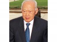 Photo Credit: Wikipedia - Lew Kuan Yew.