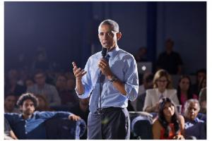 Photo Credit: The White House - President Obama.