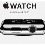 Apple Makes It An April Date For New Watch