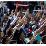 "President Obama — ""Greetings, Massive … Wah A Gwaan Jamaica"""