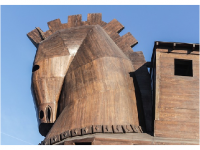Is Iran Nuclear Deal The Same As The Wooden Horse Of Troy?