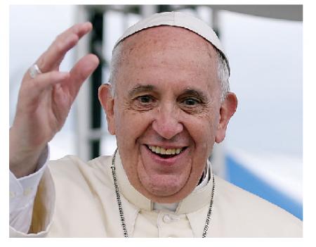 Photo Credit: Korea.net - Pope Francis.