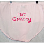 Granny Panties Are Back!