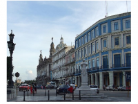 Photo Credit: Wikimedia Commons - Paseo del Prado, Centro Habana.