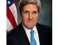 Photo Credit: Wikipedia -  U.S. Secretary of State John Kerry.