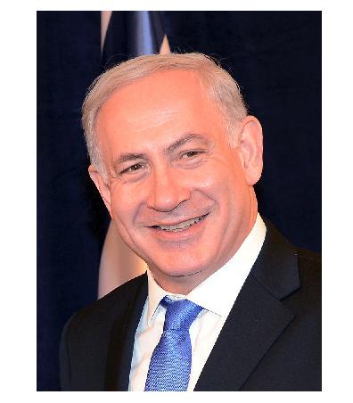 Photo Credit: Wikipedia -  Israeli Prime Minister Benjamin Netanyahu.