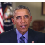 President Obama Calls For Building Strong Communities