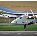 Solar Plane Breaks Record