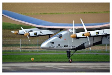 Photo Credit: Milko Vuille - Solar Impulse 2.