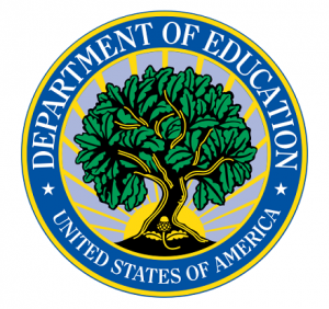 Photo Credit: Wikipedia -United States Department of Education.