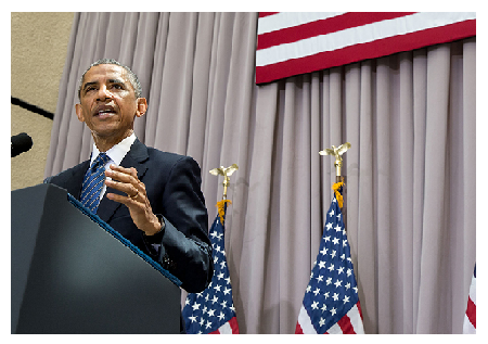 Photo Credit: The White House - President Obama.
