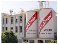 Red Stripe Parent Company Drawn Before The Court
